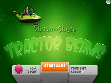 Shaun The Sheep Tractor Beams