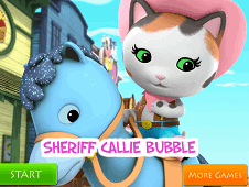 Sheriff Callie Bubble