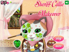 Sheriff Callie Makeover