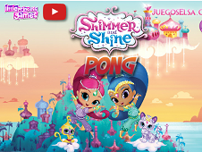 Shimmer and Shine Pong
