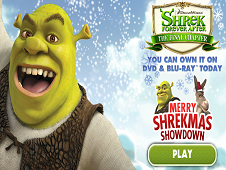 Shrek Merry Shrekmas Showdown