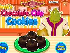 Shreks Chocolate Chip Cookies