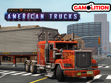 Skill Parking American Trucks
