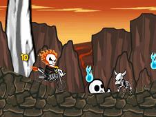 Skull Rider Acrobatic Hell