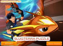 Slugterra Puzzle