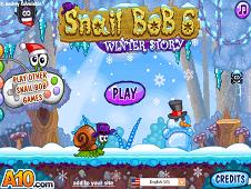 Snail Bob Games Online Free