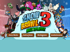 Snow Brawl Multiplayer 3