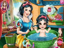 Snow White Baby Wash