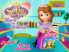 Sofia Back to School