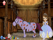 Sofia the First Minimus Care