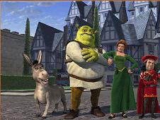 Sort My Tiles Shrek