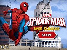 Spider Man Web Slinger