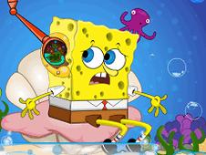 Sponge Bob Ear Doctor
