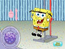 Spongebob Out Of Water