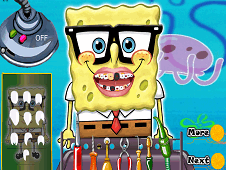 Spongebob Squarepants Dentist Visit