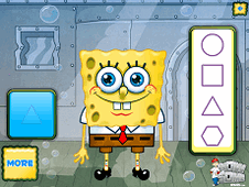 Spongebob Squarepants Eye Doctor