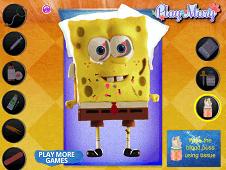 Spongebob Squarepants Injured