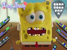 Spongebob Squarepants at The Dentist