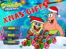 Spongebob Xmas Gifts