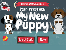 Stan Presents - My New Puppy