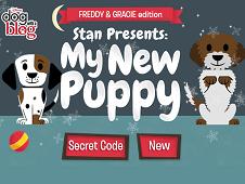 Stan Presents - My New Puppy