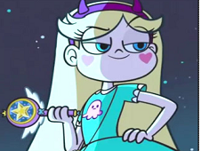 Star Vs The Forces of Evil Swap Puzzle