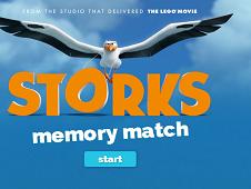 Storks Memory Match