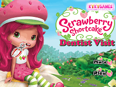 Strawberry Shortcake at Dentist