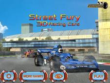 Street Fury 3D Racing
