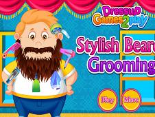 Stylish Beard Grooming