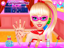 Super Barbie Hand Doctor