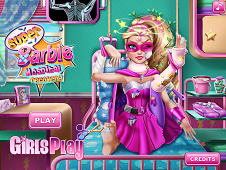 Super Barbie Hospital Recovery