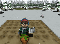 Super Carrot Farming 3000 Deluxe