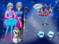 Super Elsa Dress Up 2