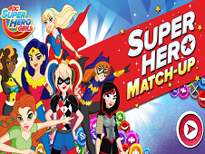 Super Hero Match-Up