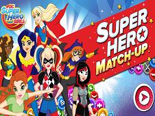 Super Hero Match-Up