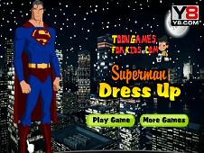 Superman Dress Up