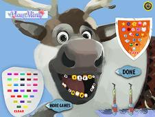 Sven At The Dentist