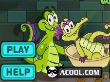 Swampy Go Go Go