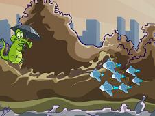 Swampy Parkour