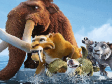 Swing And Set Puzzle Ice Age 4