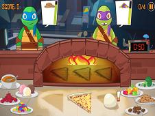 TMNT Pizza Like a Turtle Do