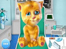 Talking Ginger Ambulance
