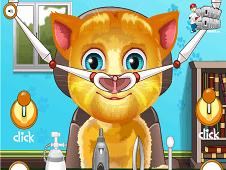 Talking Ginger Nose Doctor