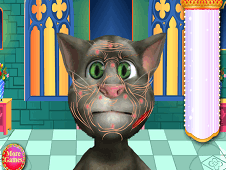 Talking Tom Cosmetic Surgery