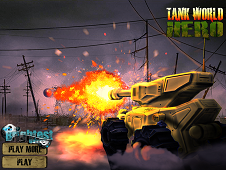 Tank World Hero