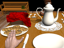 Tea Party Simulator
