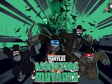 Teenage Mutant Ninja Turtles Monsters vs Mutants