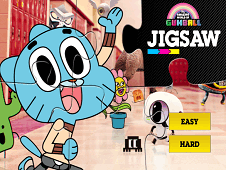 The Amazing World of Gumball Jigsaw
