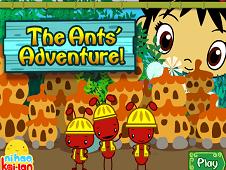 The Ants Adventure